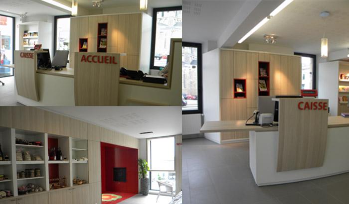 Am architecture - Office de tourisme pouzauges ...